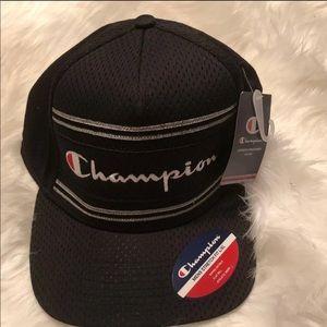 CHAMPION MEN'S MESH CAP L/XL